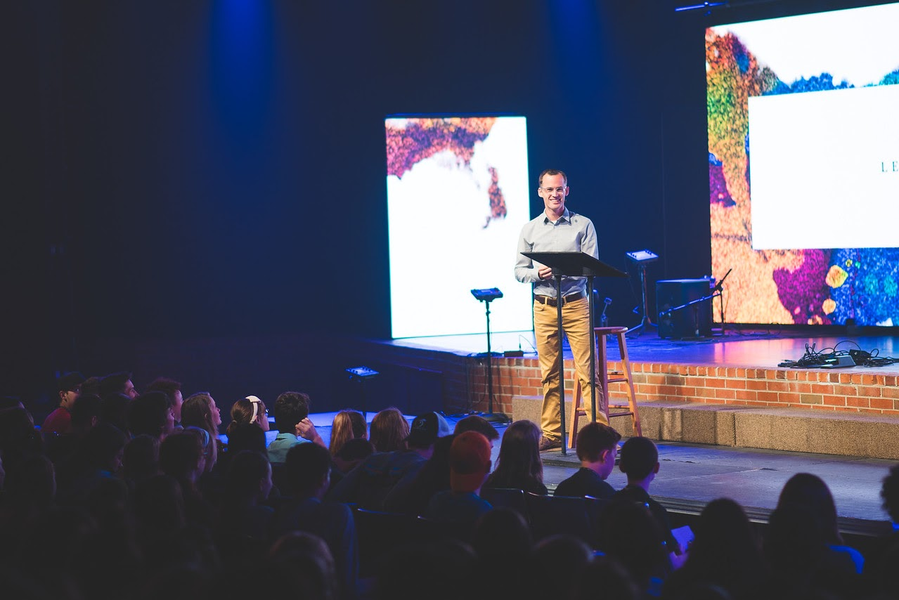 Nathanael Yellis Speaking